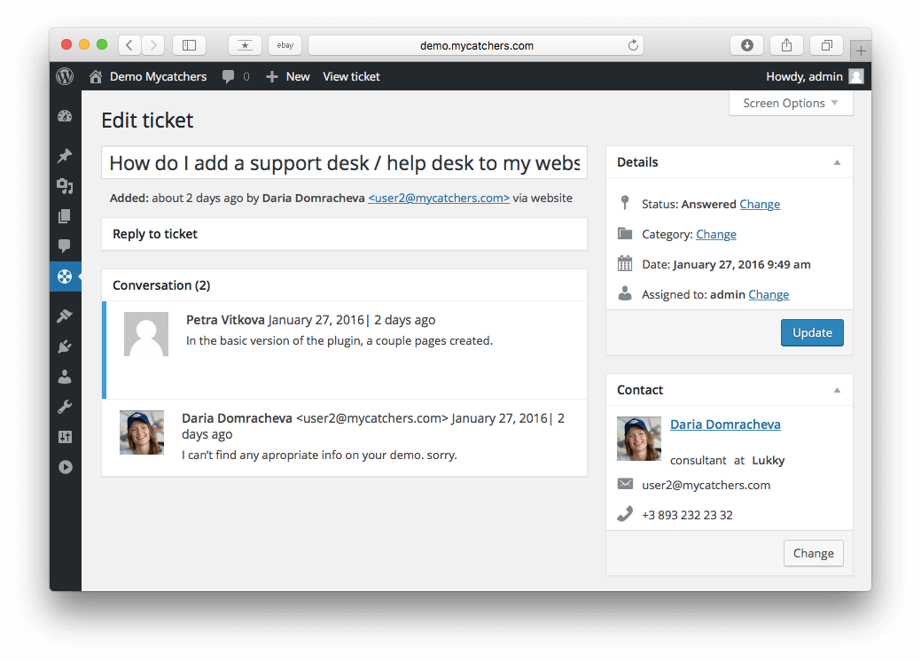 native dezign for wordpress